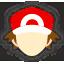 icône de dresseur-de-pokemon