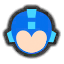 icône de mega-man
