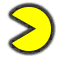 icône de pac-man