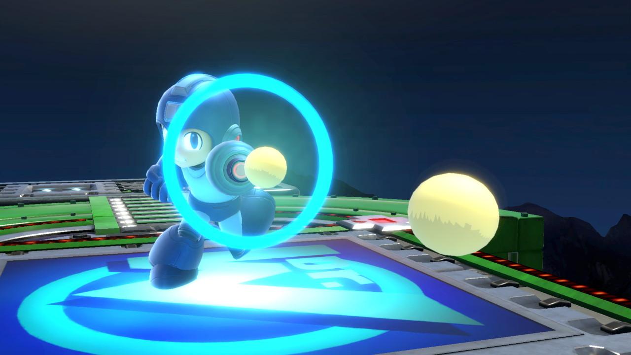 coup spécial de Mega Man