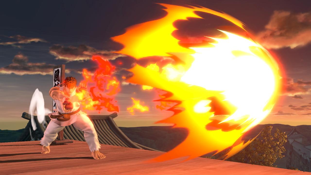 coup spécial de Ryu